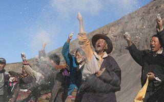 Saga Dawa Festival on Tibet Holidays