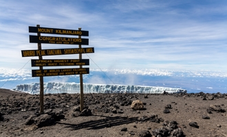 Return to Kilimanjaro – the Big Red Nose Climb 2019