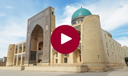 Silk Road to Samarkand