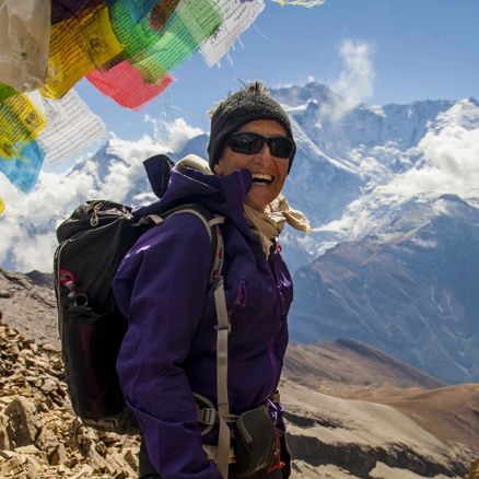Sue Lawty - Trek Leader