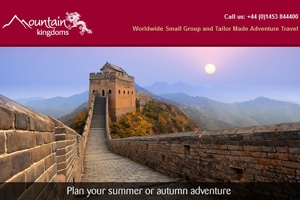 June e-newsletter - Plan your summer or autumn adventure