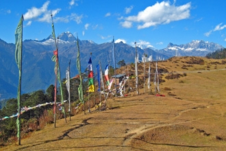 Trekking the Druk Path