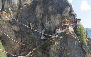 Culture On Your Tailor Made Holiday, Bhutan: Tigers Nest Monastery
