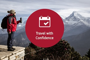 September e-newsletter - Travel with Confidence