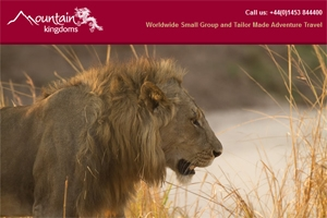 March e-newsletter - Wild & Remote Walking Safaris