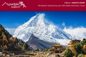 August e-newsletter - Discover Nepal this Autumn