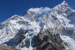 Everest summit success for the Gurkhas
