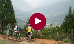 Cultural Cycling Tour of Bhutan